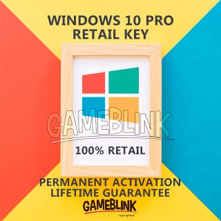 Windows 10 Professional Retail License Key