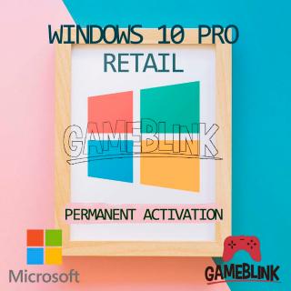 Windows 10 Pro License Key Retail