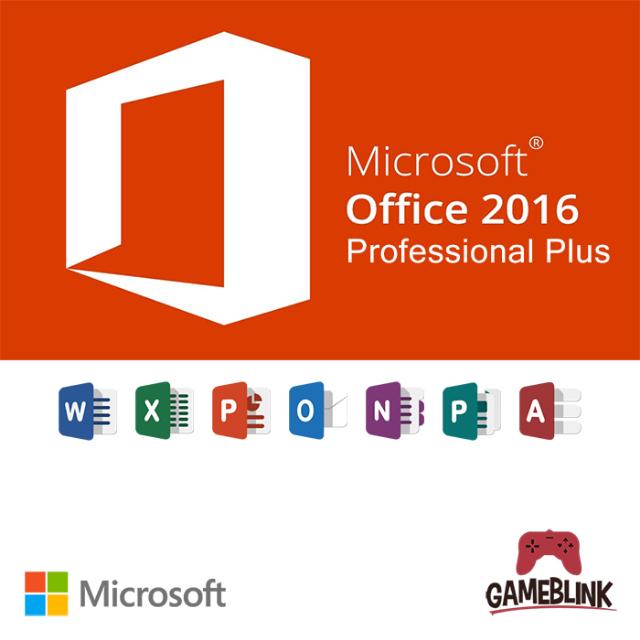 activate microsoft office professional plus 2016