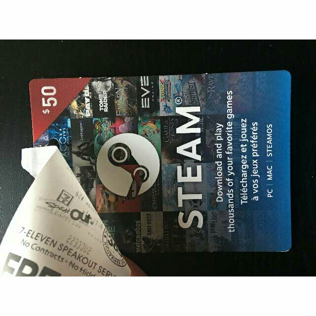 Sell Steam Gift Card Paypal