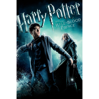 Harry Potter and the Half-Blood Prince - Google Play Canada ONLY