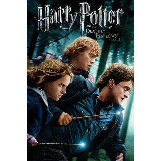 Harry Potter and the Deathly Hallows: Part 1 - Google Play Canada ONLY
