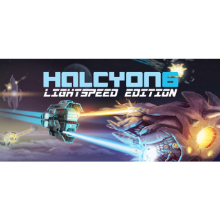 Halcyon 6: Lightspeed Edition Steam CD Key - Instant delivery - Global - PC