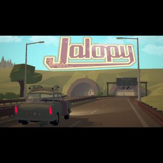 Jalopy Steam key