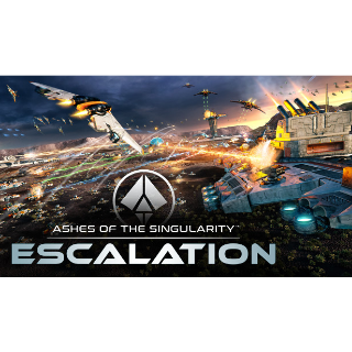 Ashes of the Singularity: Escalation Steam Key - PC - Global -Instant Delivery