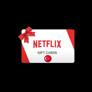 Netflix GiftCard Turkey 100TL