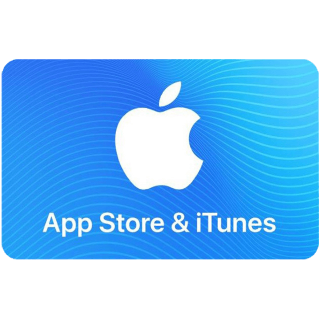 $25 iTunes Gift Card USA Region