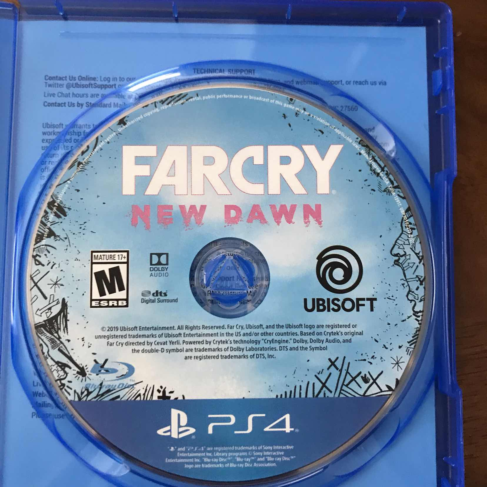 Far Cry: New Dawn - PS4 Games (Like New) - Gameflip