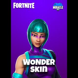 Code | Wonder Skin EXCLUSIVE