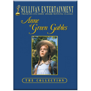 Anne of Green Gables 5 disc Trilogy