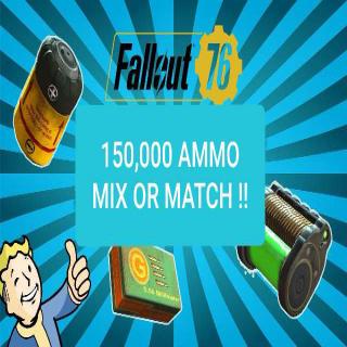 Ammo | 150,000 AMMO