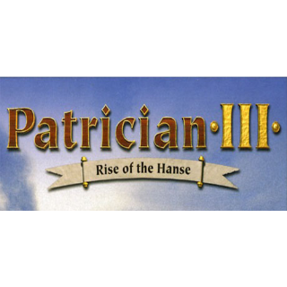 Patrician III [Steam] [PC] [Instant Delivery]