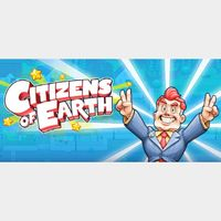 Citizens of Earth [Steam] [PC] [Instant Delivery] [Global Key]