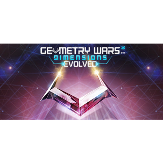 Geometry Wars 3: Dimensions Evolved [Steam] [PC] [Instant Delivery]
