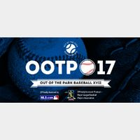 Out of the Park Baseball 17 [Steam] [PC] [Instant Delivery] [Global Key]