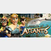 Legends of Atlantis [Steam] [PC] [Instant Delivery] [Global Key]