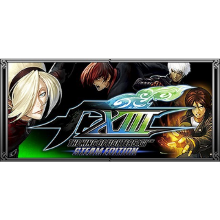 THE KING OF FIGHTERS XIII STEAM EDITION [Steam] [PC] [Instant Delivery]