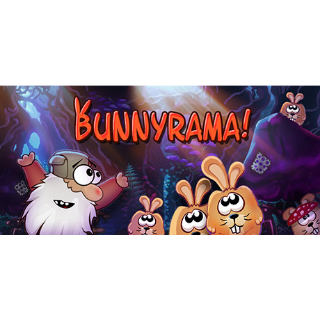 Bunnyrama [Steam] [PC] [Instant Delivery] [Global Key]