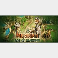 Meridian: Age of Invention [Steam] [PC] [Instant Delivery] [Global Key]