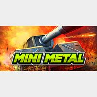 Mini Metal [Steam] [PC] [Instant Delivery] [Global Key]