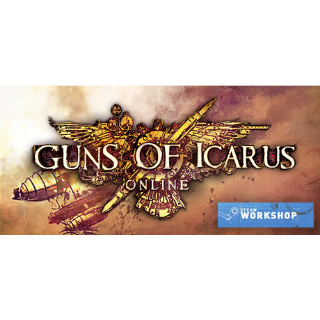 Guns of Icarus Online [Steam] [PC] [Instant Delivery] [Global Key]