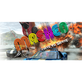 Mashed [Steam] [PC] [Instant Delivery]