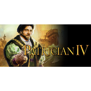 Patrician IV - Steam Special Edition + Patrician IV: Rise of a Dynasty [Steam] [PC] [Instant Delivery]
