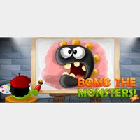 Bomb The Monsters [Steam] [PC] [Instant Delivery] [Global Key]