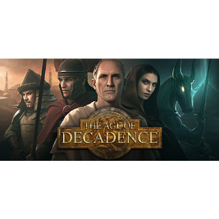 The Age of Decadence [Steam] [PC] [Instant Delivery]