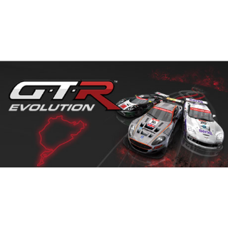 GTR Evolution (inc. RACE 07 and Formula RaceRoom Add-On) [Steam] [PC] [Instant Delivery]