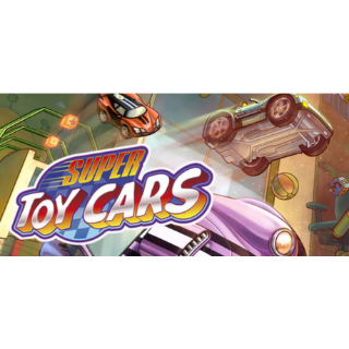 Super Toy Cars [Steam] [PC] [Instant Delivery]