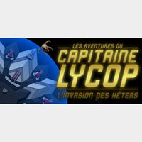 Captain Lycop-Invasion of the Heters [Steam] [PC] [Instant Delivery] [Global Key]