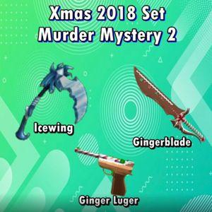 Bundle   mm2 Xmas set 2018