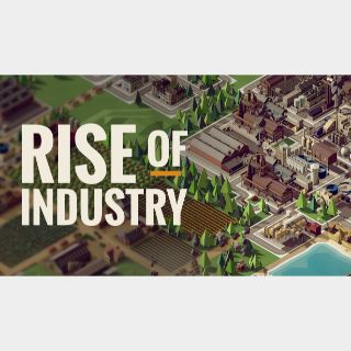[INSTANT] Rise of Industry - Steam Key