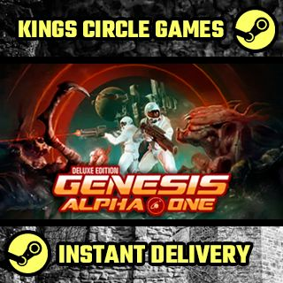 [INSTANT] Genesis Alpha One Deluxe Edition - Steam Key