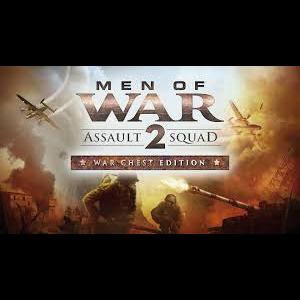 [INSTANT] Men of War: Assault Squad 2 - Warchest Edition - Steam Key