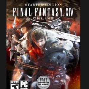 Final fanasty XIV