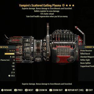 Weapon   VE15 Gat Plas