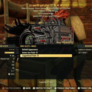 Weapon   AAE90 Gat Plas