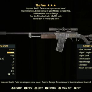 Weapon | AAE15 Fixer