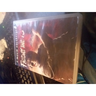 Friday the 13th 8 movie collection