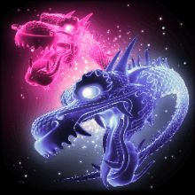 Dueling Dragons   Fast Delivery when ON