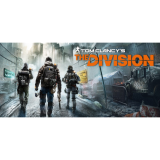 Tom Clancy's The Division uplay instant