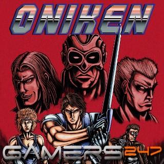 Oniken (PC/MAC)