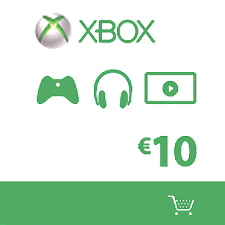 10.00 EUR Microsoft gift card (EUROPE)