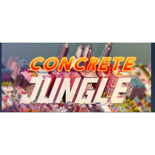Concrete Jungle|PC Steam Key|Instant & Automatic Delivery