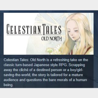 Celestian Tales: Old North|PC Steam Key|Instant & Automatic Delivery