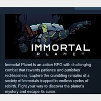 Immortal Planet|PC Steam Key|Instant & Automatic Delivery