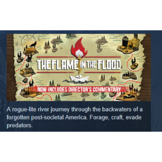 The Flame in the Flood |PC Steam Key|Instant & Automatic Delivery