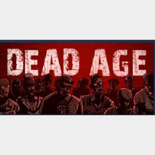 Dead Age|PC Steam Key|Instant & Automatic Delivery